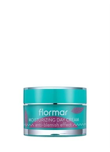 Flormar Flormar Sivilceli ciltler için Moisturizing Day Cream 003 Renksiz